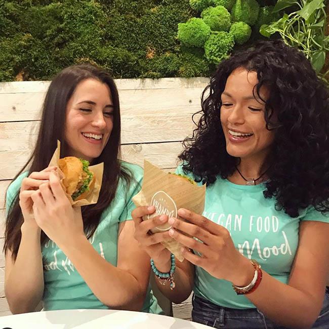 Khambu Marian y Claudia